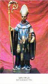 La leggenda dell'abate Virila