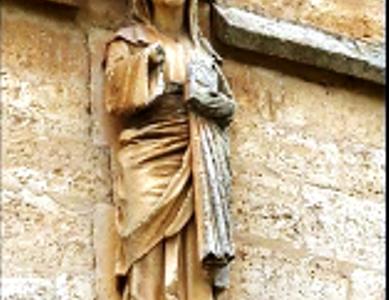 Nuestra señora del Manzano, protettrice dei muratori