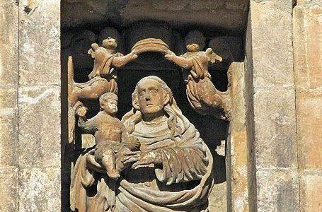 Estella, I pastori e La Vergine con il bimbo che cambiò di posizione