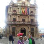 Pamplona – L'asino di San Giacomo