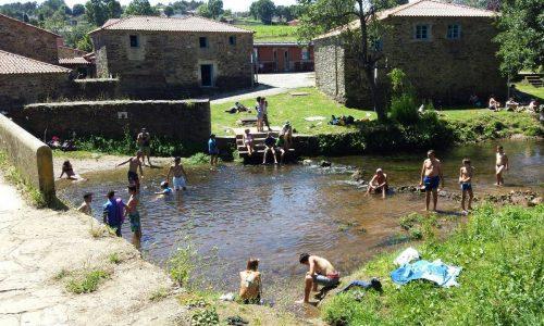 CAMMINO DI SANTIAGO – dei salubri ed insalubri corsi d'acqua