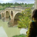 4^ tappa Pamplona-Puente la Reina km. 31