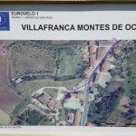 11^ tappa Belorado – Villafranca Monte de Oca km. 11,5