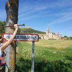 14^ tappa Hornillos del Camino – Castrojeriz km. 21
