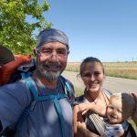 18^ tappa Terradillos de los Templarios-Bercianos del Real Camino  km. 22.4