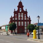 19^ tappa Bercianos del Real Camino-Mansilla de las Mulas  km. 26.2