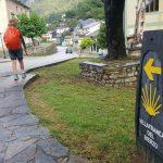 26^ tappa Ponferrada-Villafranca del Bierzo km 25
