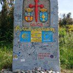 28^ tappa Vega de Valcarce-O Cebreiro km. 11,6