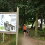 30^ tappa Triacastela-Sarria km. 23,4