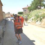 17^ tappa Carrion de Los Condes – Terradillos de los Templarios km. 26,2