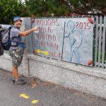 Giorno 7: 23 luglio 2019, Caminha-Mougas 23 km